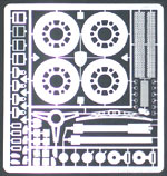 ATS 1/12 PORSCHE 910 CARRERA 10 Mechanical Parts Set