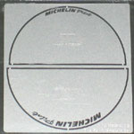ATS 1/12 MICHELIN PILOT TIRE PAINT TEMPLATE