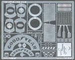 ATS 1/20 LOTUS JPS MKIII 78 Mechanical Parts Set