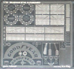 ATS 1/20 Brabam BT46 ALFA ROMEO Mechanical parts Set Tamiya