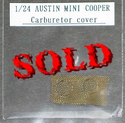 ATS 1/24 AUSTIN MINI COOPER 1275S Carburetor Cover