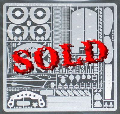 ATS 1/24 PORSCHE 917K Mechanical Parts Set