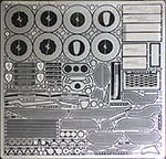 ATS 1/24 PHOTO ETCH DETAIL UP FERRARI 458 ITALIA for FULIMI
