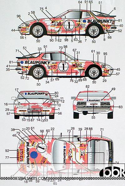 Ganzgarage ECO Indoor Faltgarage Autoplane passend für Porsche 944 Cabriolet