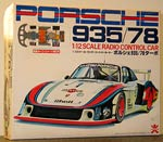 BANDAI 1/12 PORSCHE 935/78 TURBO MOBY DICK