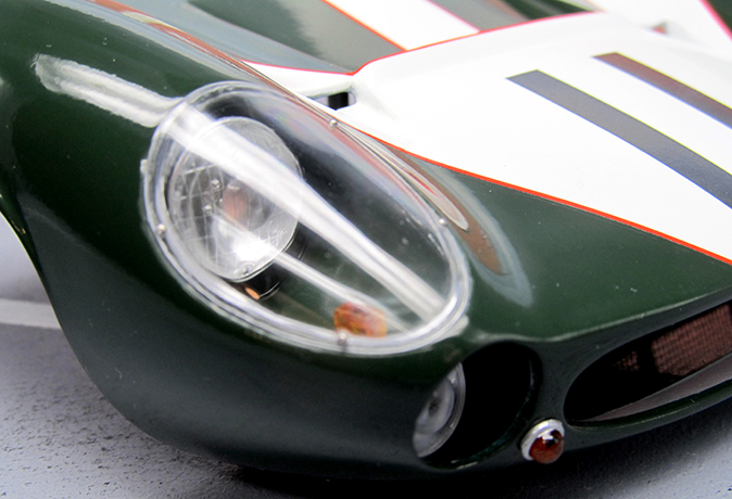 1/12 LOLA ASTON MARTIN as raced in Le Mans 24Hrs 1967, built by Thomas Halvarsson