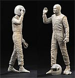 CRAFT 10 1/24 F1 DRIVER FIGURE WALKING WAVING REVELL PROTAR