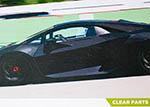 DECALCAS 1/24 LAMBORGHINI SESTO ELEMENTO CLEAR PARTS for AOSHIMA