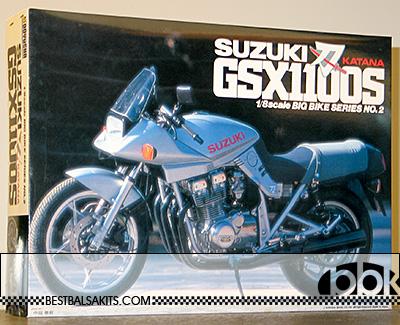 DOYUSHA 1/8 SUZUKI KATANA GSX1100S