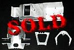 EJAN 1/20 1/20 WHITE METAL MONOCOQUE for LOTUS 79 TAMIYA