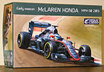 EBBRO 1/20 EBBRO McLAREN HONDA MP4/30 EARLY SEASON