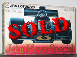 EIDAI GRIP 1/8 LOTUS 72D JPS JOHN PLAYER SPECIAL