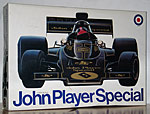ENTEX 1/8 LOTUS 72D JPS JOHN PLAYER SPECIAL