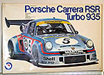 ENTEX 1/8 PORSCHE 935 RSR CARRERA TURBO van LENNEP MULLER