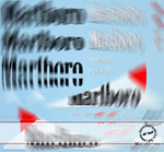 ARTEFICE 1/18 1/18 FILL IN DECAL for MATTEL FERRARI 2002
