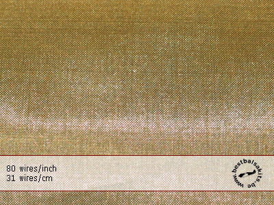 FINELINE 1/18-1/24 WOVEN BRASS MESH SMALL for 1/18 - 1/24
