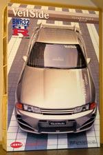 FUJIMI 1/12 NISSAN R32 SKYLINE GT-R VEILSIDE COMBAT