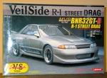FUJIMI 1/12 NISSAN R32 SKYLINE GT-R VEILSIDE STREET DRAG