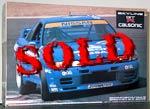 FUJIMI 1/12 NISSAN R32 SKYLINE GT-R CALSONIC Gr.A '92