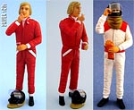 GF MODELS 1/20 1/20 JAMES HUNT DRIVER FIGURE TAMIYA M23 McLAREN