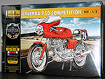 HELLER 1/8 1/8 LAVERDA 750 COMPETITION