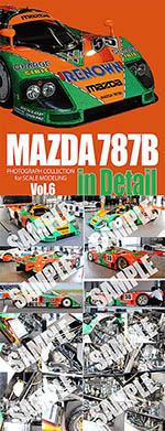 HIRO NA MAZDA 787B RENOWN LE MANS WINNER 1991