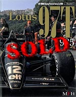 JOE HONDA  REF PICTURE BOOK for LOTUS 97T '85 (FUJIMI 1/20)