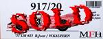 HIRO 1/24 PORSCHE 917/20 PINK PIG  LM '71 #23 Joest/Kauhsen
