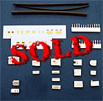 HIRO 1/20 1/20 METAL ELEC CONNECTOR SET MP4/6 641/2 FW16