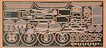 HOBBY-D 1/24 PE DETAIL SET (BASIC) TAMIYA 1/24 NISSAN GTR R35