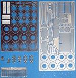 HOBBY-D 1/24 PE DETAIL UP f FUJIMI 1/24 LAMBORGHINI MURCIELAGO