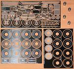 HOBBY-D 1/24 PE FULL DETAIL SET TAMIYA 1/24 NISSAN GTR R35
