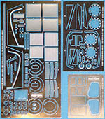 HOBBY-D 1/24 TOYOTA GT-ONE TS020 PHOTO ETCH DETAIL UP PARTS