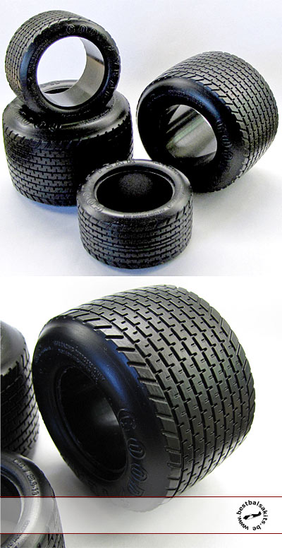 ICON AM 1/8 GY FULL WETS McLAREN M23 EIDAI ENTEX JAMES HUNT