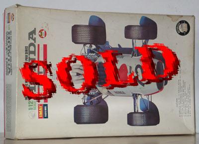 IMAI 1/12 HONDA F1 1967 MONZA WINNER