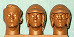 IMMENSE 1/24 60's DRIVER REPLACEMENT HEADS 3pc