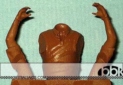 IMMENSE 1/24 50s SHORT SLEEVE TORSO FIGURINI
