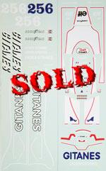 INDECALS 1/20 Ligier JS11/15 DEPAILLER LAFITTE PIRONI