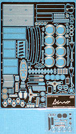 KA-FMD 1/24 1/24 FERRARI 246 DINO DETAIL UP for FUJIMI