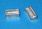 BERLINETTA<br>MG MODEL 1/12 2PCs 1/12 WHITE METAL BATTERY