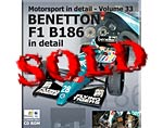 MOTORSPORT ID  BENETTON B186 IN DETAIL