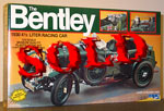 MPC 1/12 BENTLEY 1930 4.5 LITER RACING CAR