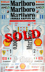 MUSEUM COLLECTION 1/12 FULL SPONSOR REVELL 1/12 FERRARI F2002 SCHUMACHER