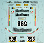 MUSEUM COLLECTION 1/24 1/24 LANCIA STRATOS MARLBORO for TAMIYA