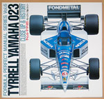 FORMULA PERFECT  CLOSE UP HISTORY TYRRELL YAMAHA 023