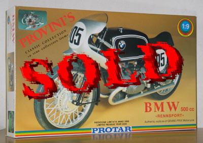 PROTAR 1/9 BMW 500 CC RENNSPORT