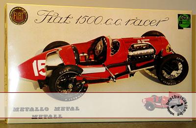 PROTAR 1/12 FIAT 1500 CC RACER