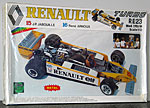 PROTAR 1/12 RENAULT RE23 ARNOUX JABOUILLE METAL VERSION