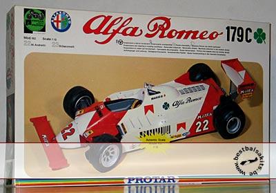 PROTAR 1/12 ALFA ROMEO 179C