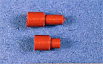 RBM 1/24 1/24 SILICON DISTRIBUTOR CAP BOOTS BURNT ORANGE
